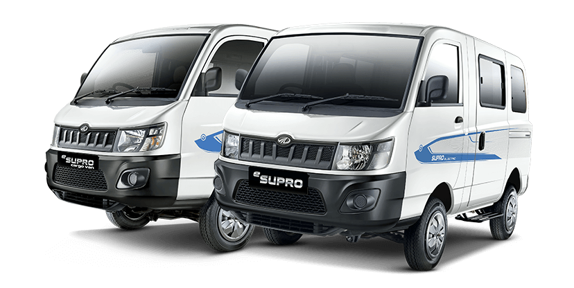 Mahindra Electric - eSupro